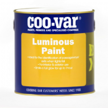 Coo-Var Luminous Protective Sealer Paint